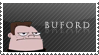 Buford Stamp by EternalxRequiem