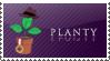 Planty Stamp by EternalxRequiem