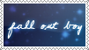 Fall Out Boy Stamp by EternalxRequiem