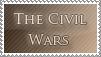 The Civil Wars Stamp by EternalxRequiem