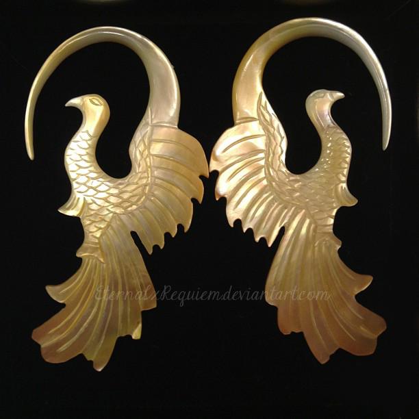 Peacocks by EternalxRequiem