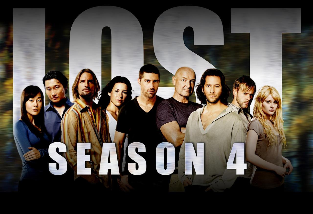Lost Season Four by midenian-lostie