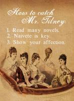 How to Catch Mr. Tilney by midenian-lostie