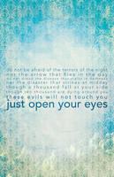 open you eyes by midenian-lostie