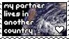 STAMP: L O N G Distance Relationship by qnerdi