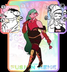 PMMM: ME - Fusion - Azalea
