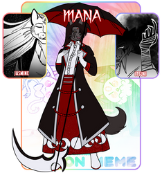 PMMM: ME - Fusion - Mana