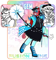PMMM: ME - Fusion - Gem