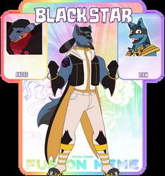 PMMM: ME - Fusion - Black Star