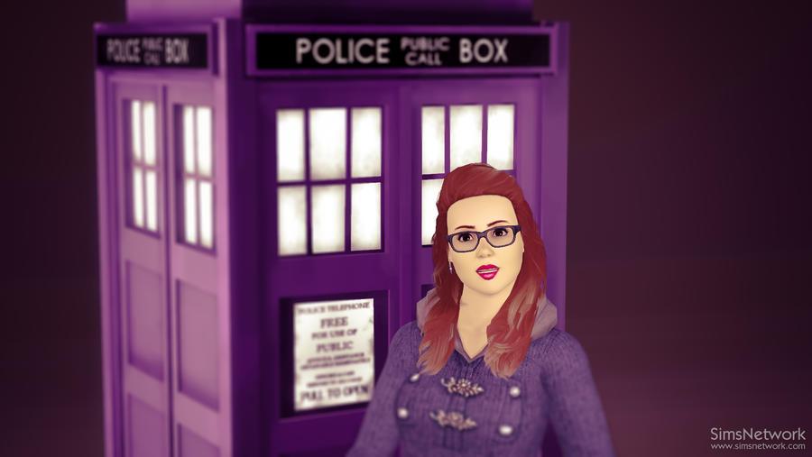 Rosie and the TARDIS #1