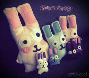 My Freezer Bunnies