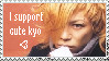 I support cute kyo by xTaionx