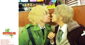 APH - Potato Love by P3nsy-chan