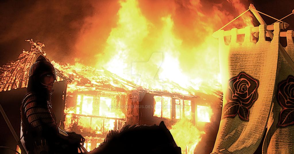 Brennen soll Kuszow - Kuszow must burn by Donnerhaus