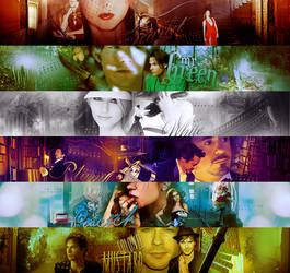 Clue Banners by tardis-in-wonderland
