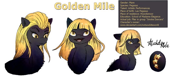 Golden Mile | Notsowhiteworld
