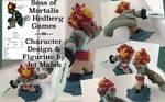 Elaine - for Hedberg Games by JetMalek