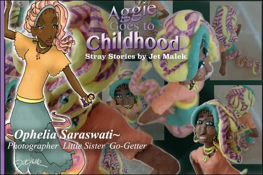 Ophelia Saraswati figurine