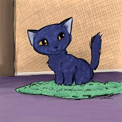 Kitten - New Tools Test 1 by JetMalek