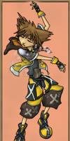 Sora- master form- dance