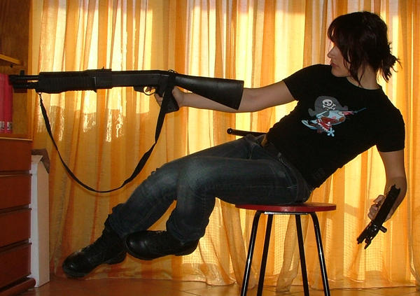 Nadija Stock 79 - Shooting