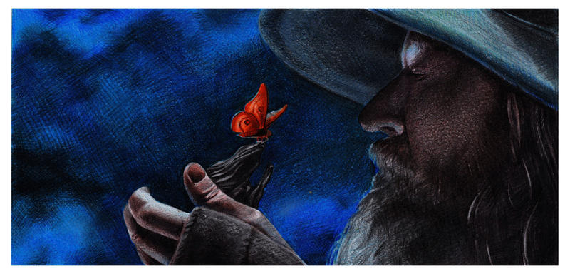 Gandalf by youngmoons