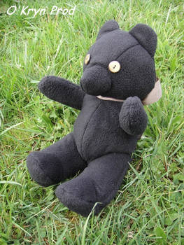 Black teddy
