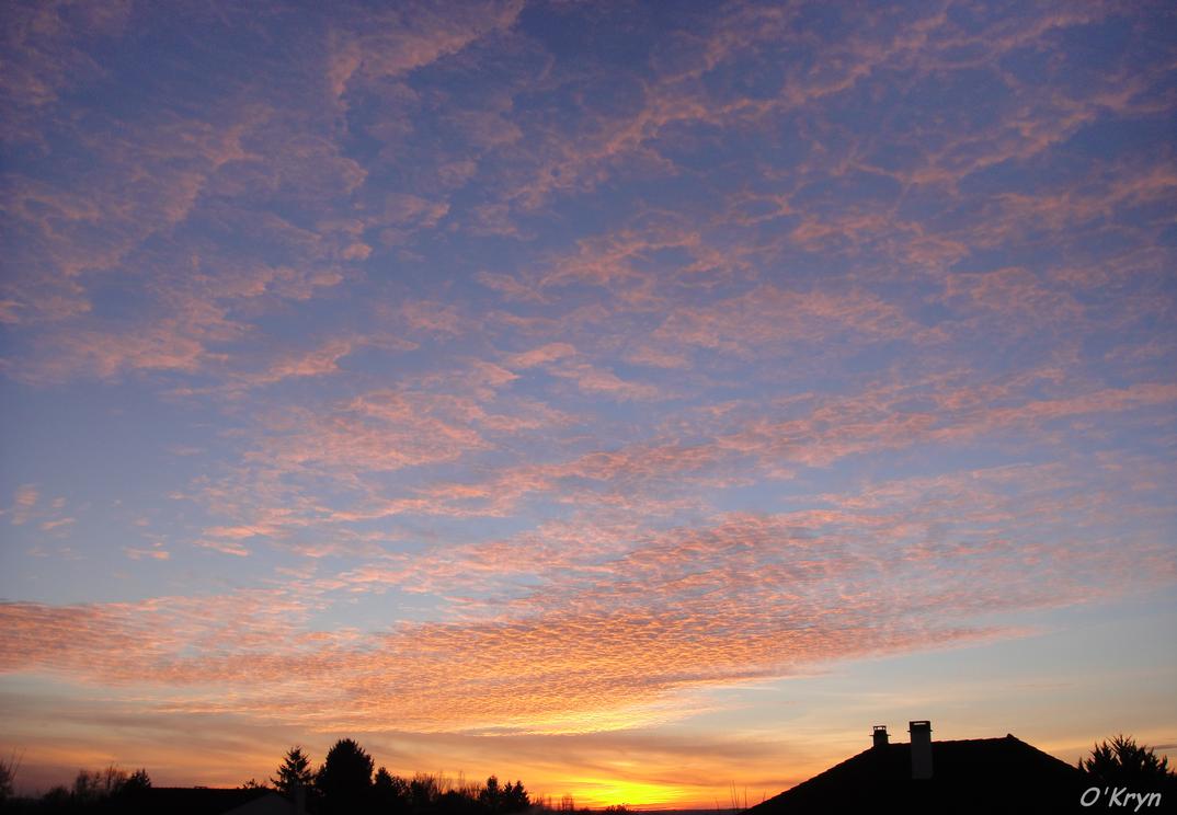Golden twilight by MaxOKryn