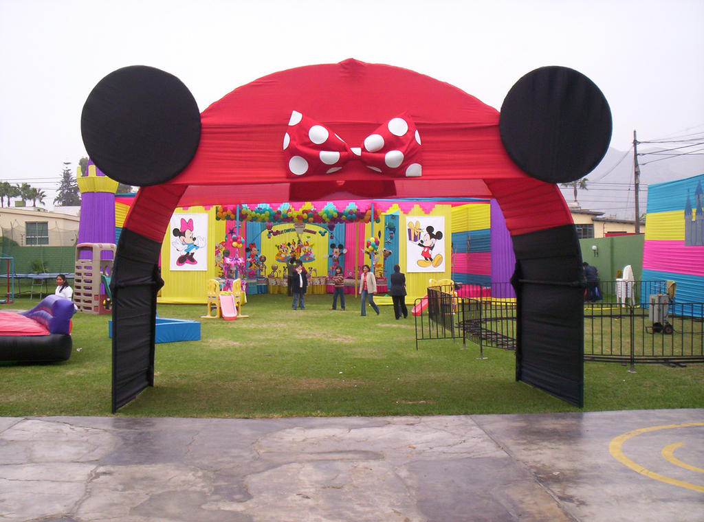 Mickey Mouse Decoracion Fiesta ~ Decoracion de la fiesta de Mickey Mouse by Artematico on DeviantArt