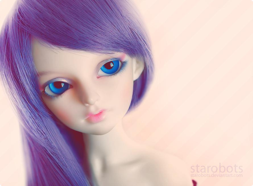 aranyos kis volgy by starobots