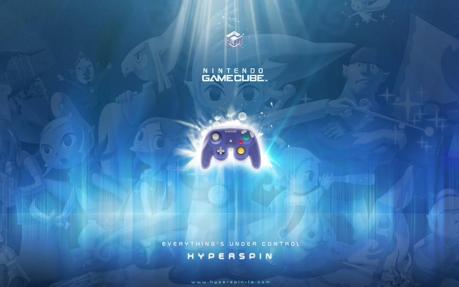 HyperSpin BG01 by Grevonet on DeviantArt