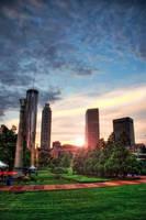 Centennial Park - 48319 by kreativEVOLUTION