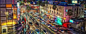 Hollywood Blvd - 51953