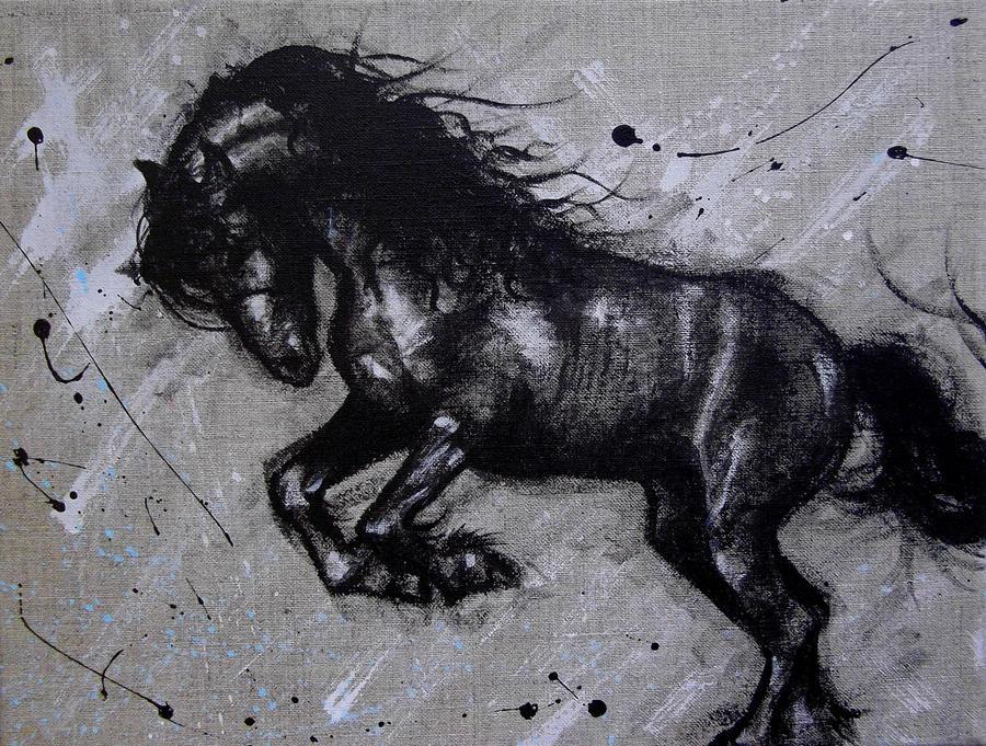 Friesian Horse Friesian Horse by