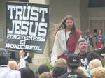 Jesus at Fanime 2008