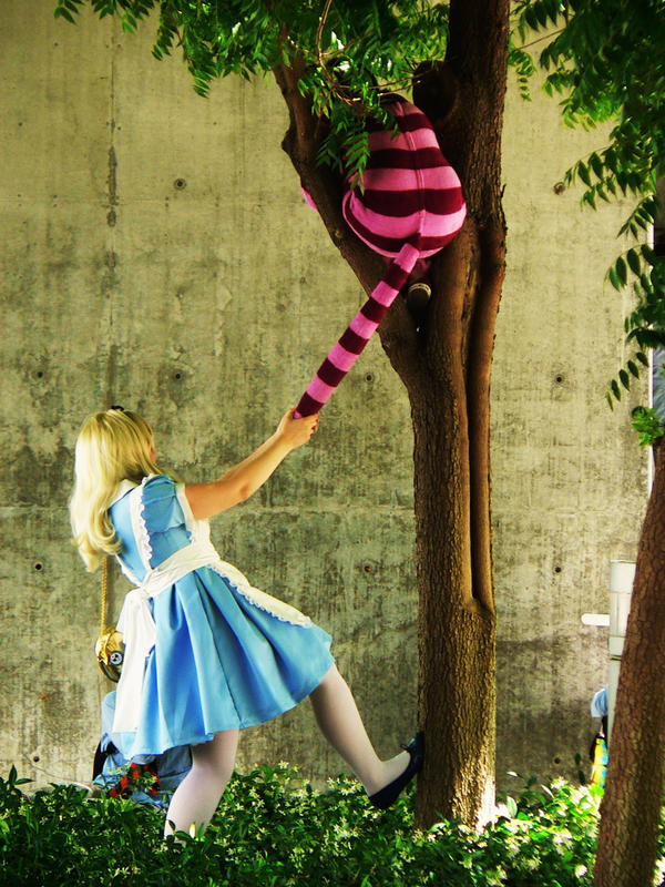 Alice in Wonderland by EllaryRose