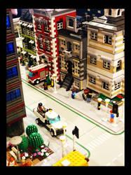 City of Legos by EllaryRose