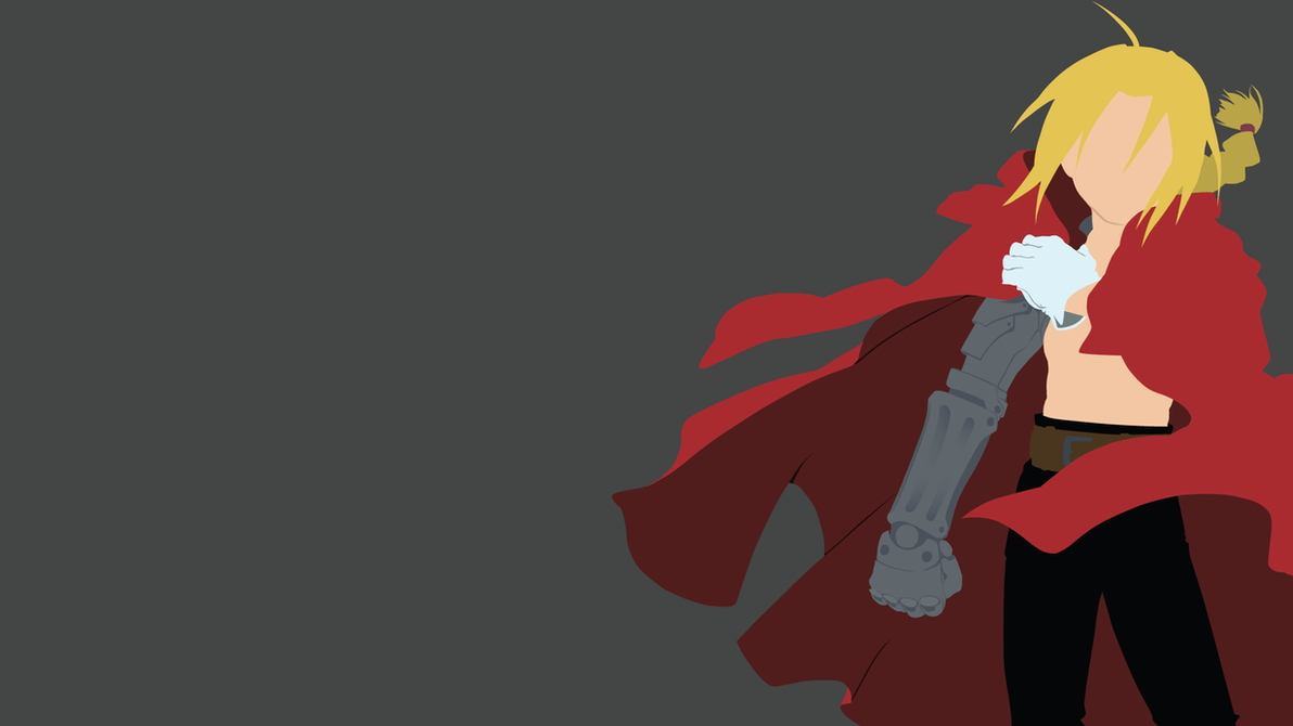 Ed Minimalistic by Inferna-assassin