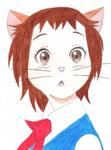 the cat returns - haru