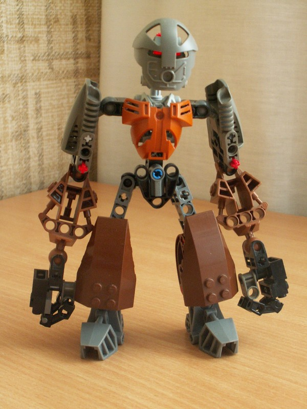 Crash MOC by TheMugbearer