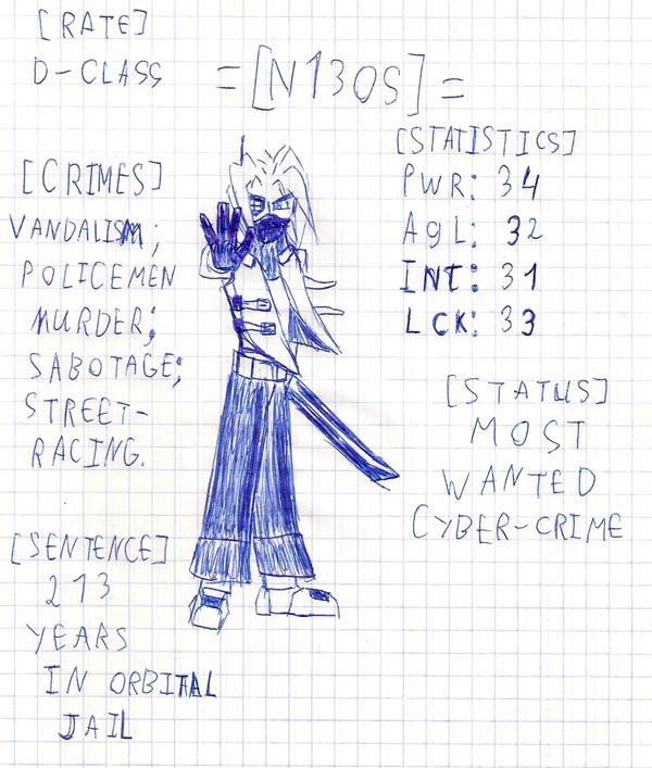 Nitros Starlight ID by TheMugbearer