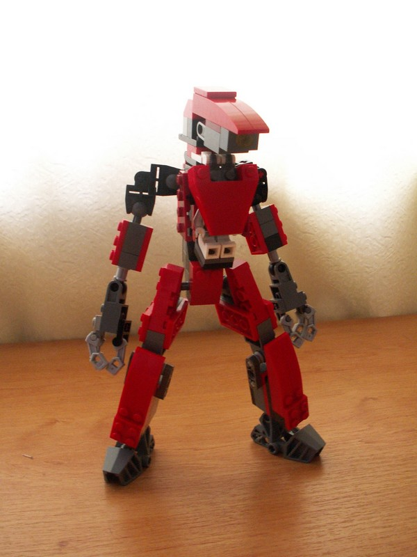 Exoskeleton v1.0 by TheMugbearer