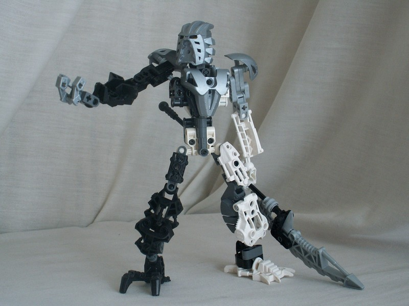 Half-Dark Takanuva by TheMugbearer