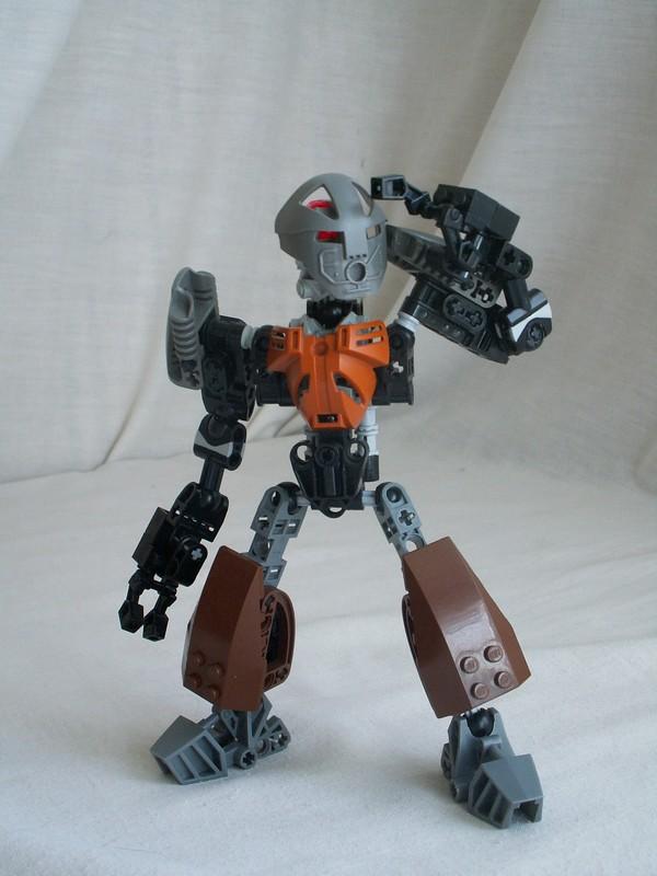 Crash, the Demitoran by TheMugbearer