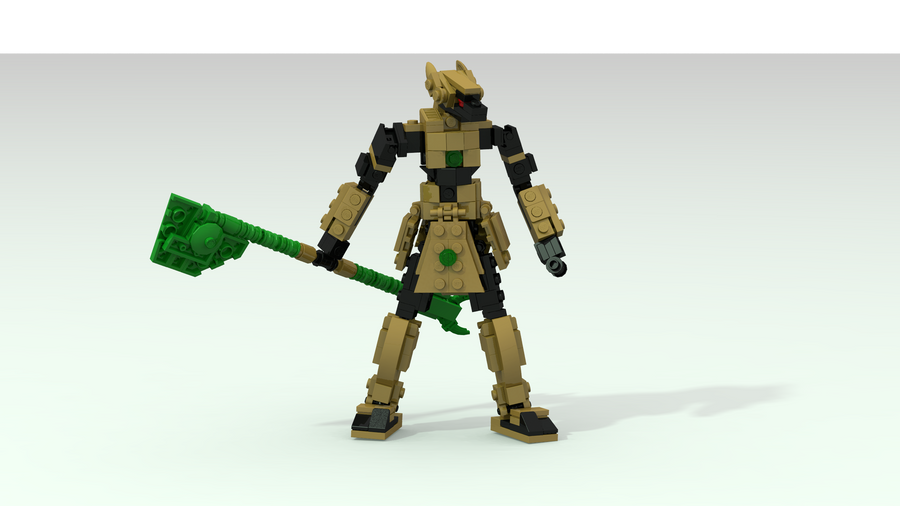 Nasus the Curator of the Sands by TheMugbearer