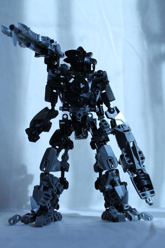 Demitoran Exoskeleton by TheMugbearer