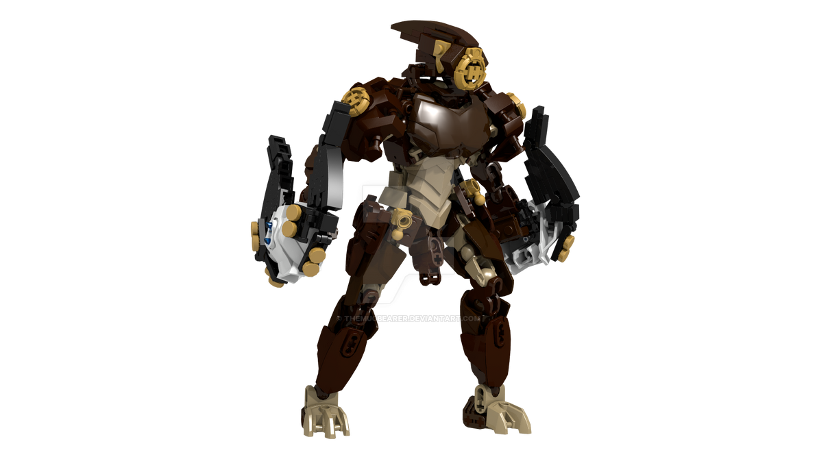 [Render] Rhino Prime by TheMugbearer