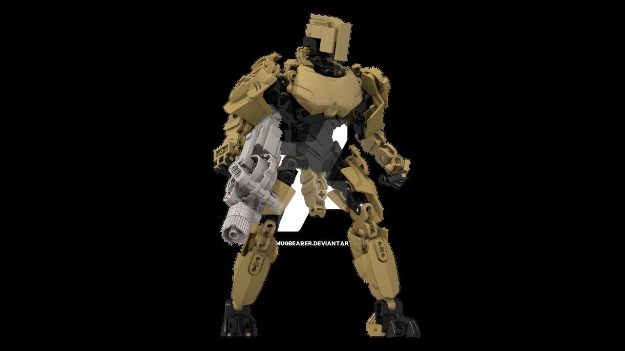 [Render] Rhino by TheMugbearer