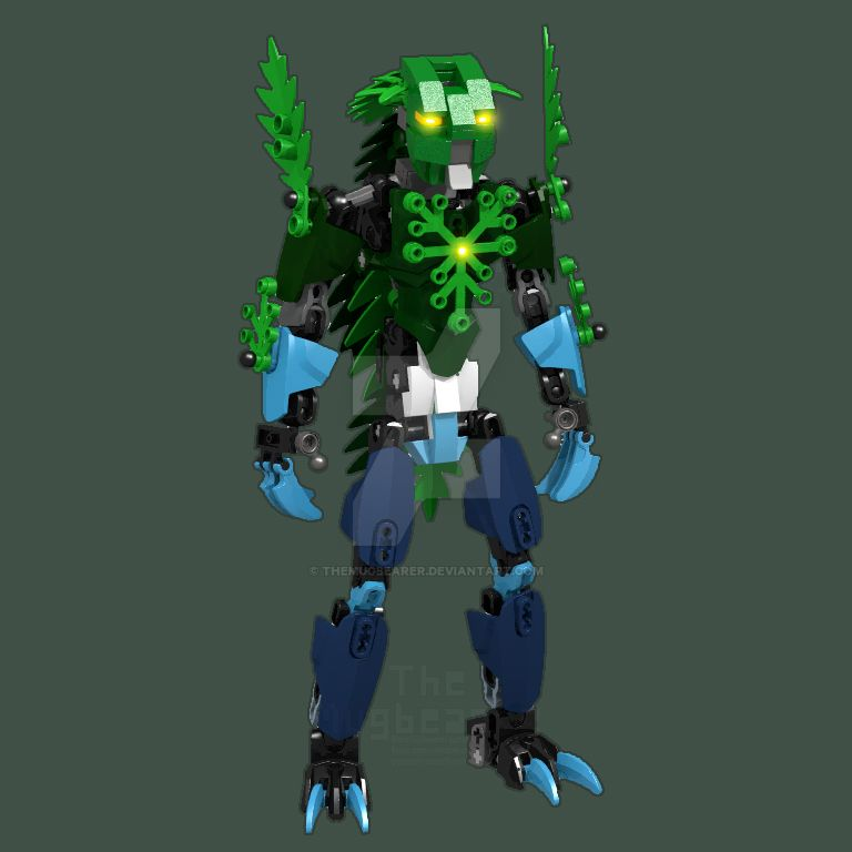 [Digital MOC Commission] Toa Silvius by TheMugbearer