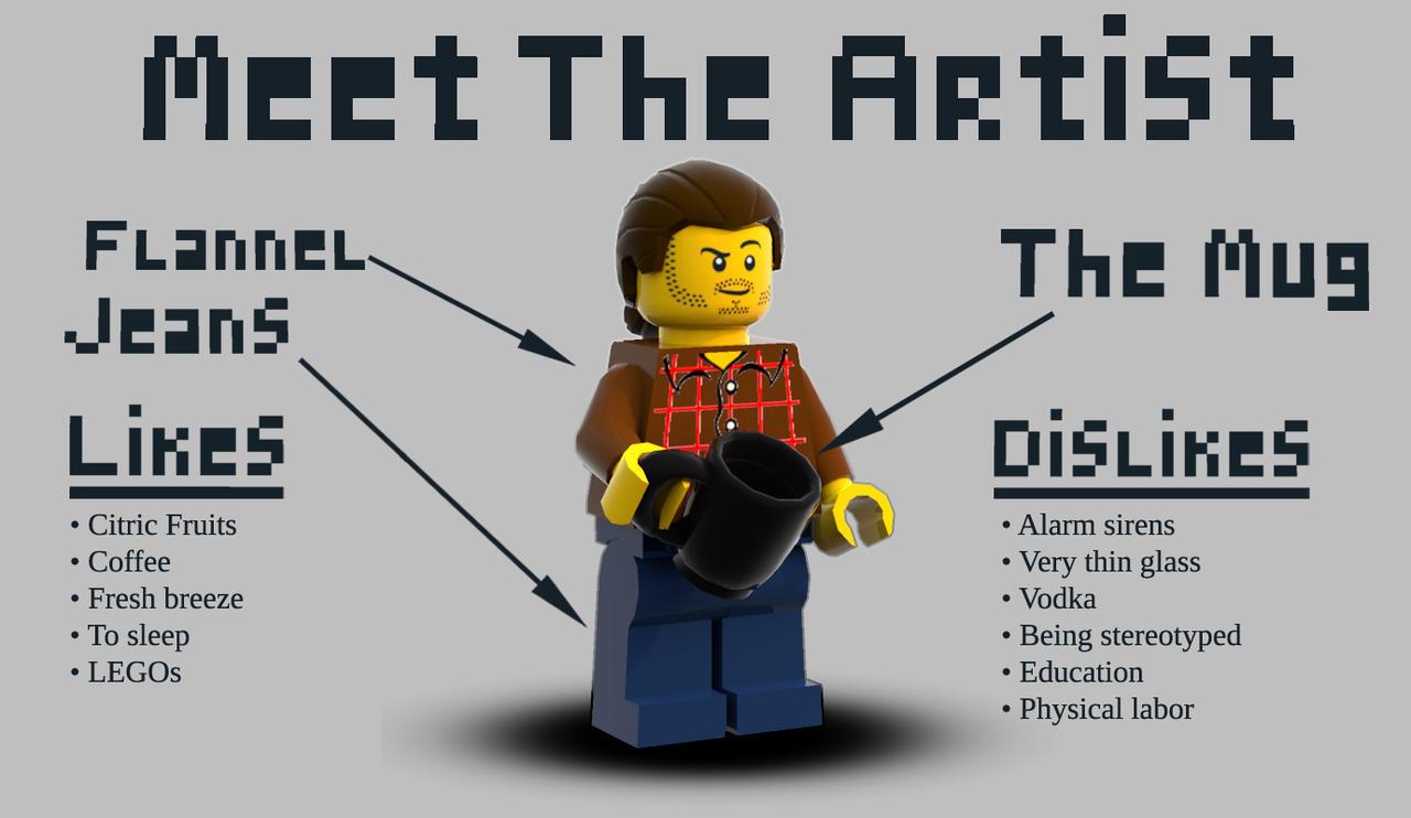 [Meet The Artist] The Mugbearer by TheMugbearer